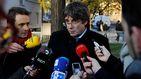 Puigdemont insiste en la vía eslovena: Este país es un ejemplo para todos