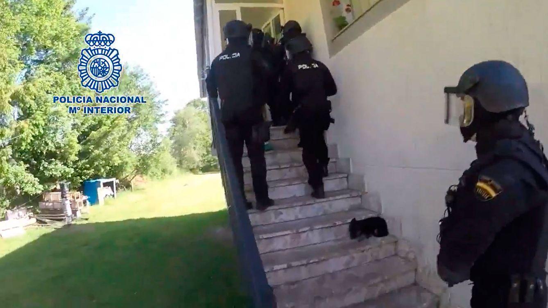 La Policía Nacional detiene en A Coruña a un fugitivo turco acusado de dos asesinatos