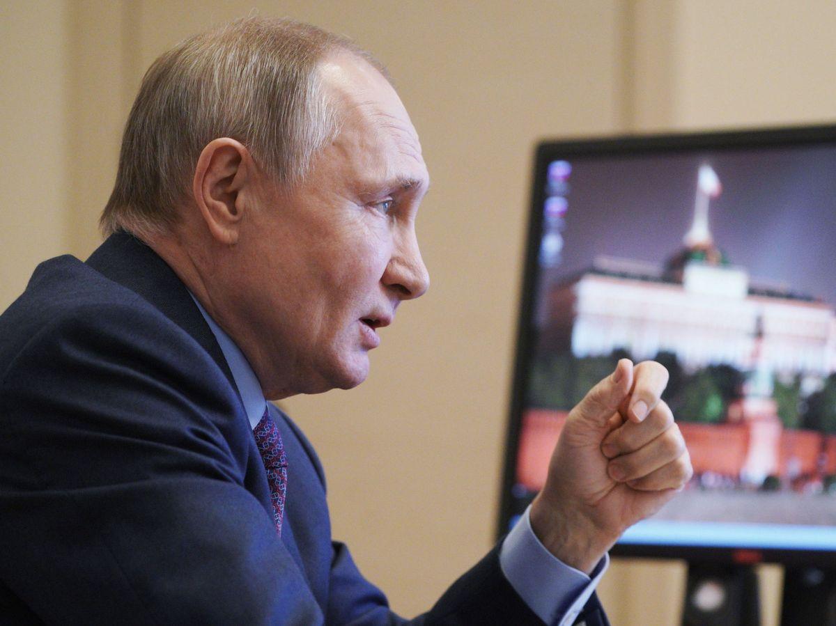 Foto: El presidente de Rusia, Vladímir Putin. (EFE)