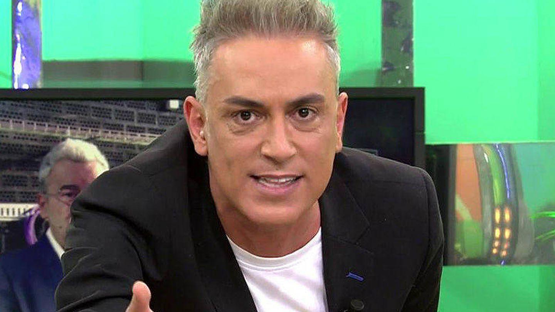 Kiko Hernández en 'Sálvame'. (Mediaset España)