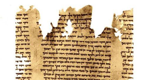 La inteligencia artificial revela quién escribió el rollo bíblico más antiguo