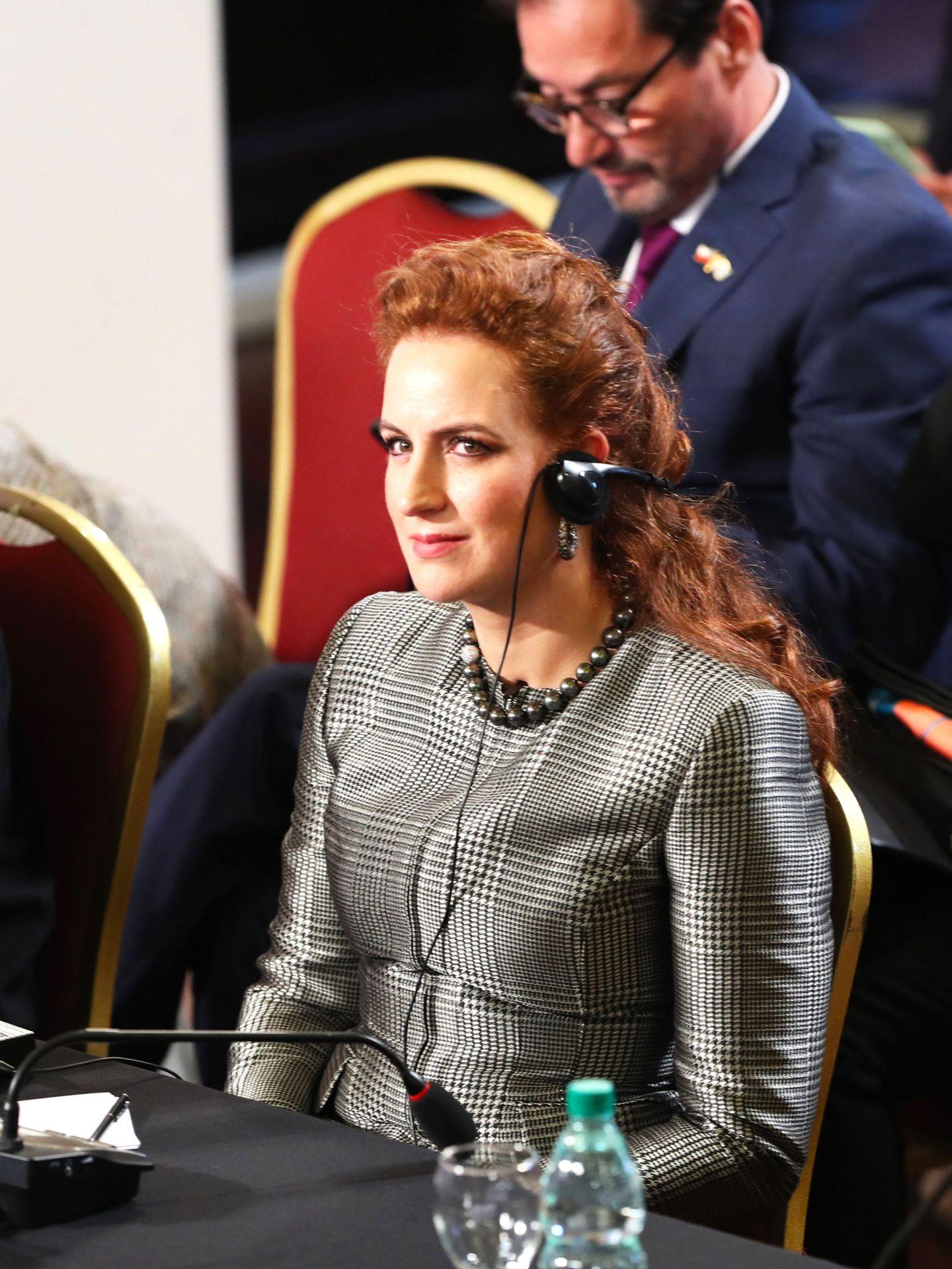La princesa Lalla Salma, en una imagen de archivo. (EFE)