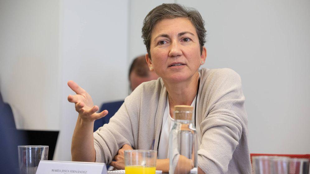 Foto: María Jesús Fernández, economista sénior de Funcas.