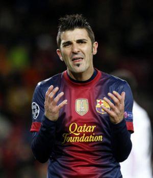 Mensaje a Tito: el Camp Nou sí quiere a Villa