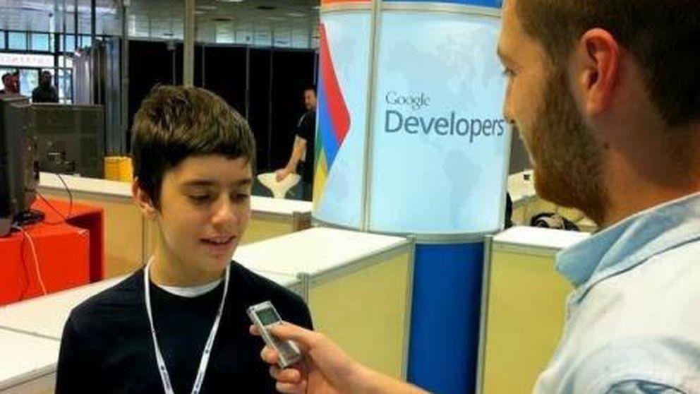 Google ficha un jovencísimo talento: un programador de 12 años