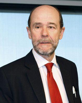 Foto: Pedro Argüelles, presidente de Boeing, nuevo secretario de Estado de Defensa