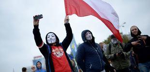 Post de Ucrania se muda a Polonia o cuando el racismo es blanco contra blanco