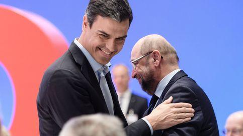 Sánchez viaja a UK y se cita con Brown y Corbyn en su gira de defensa de España