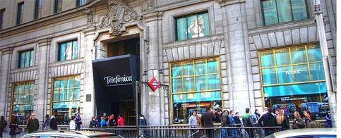 Foto: Telefónica, 13ª mejor empresa del mundo para el trabajador
