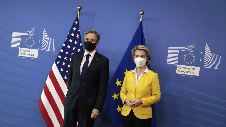 La crisis entre Ucrania y Rusia precipita una visita 'exprés' de Blinken a Bruselas