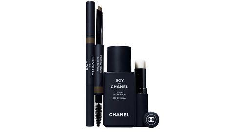 Chanel lanza su primer maquillaje para hombres
