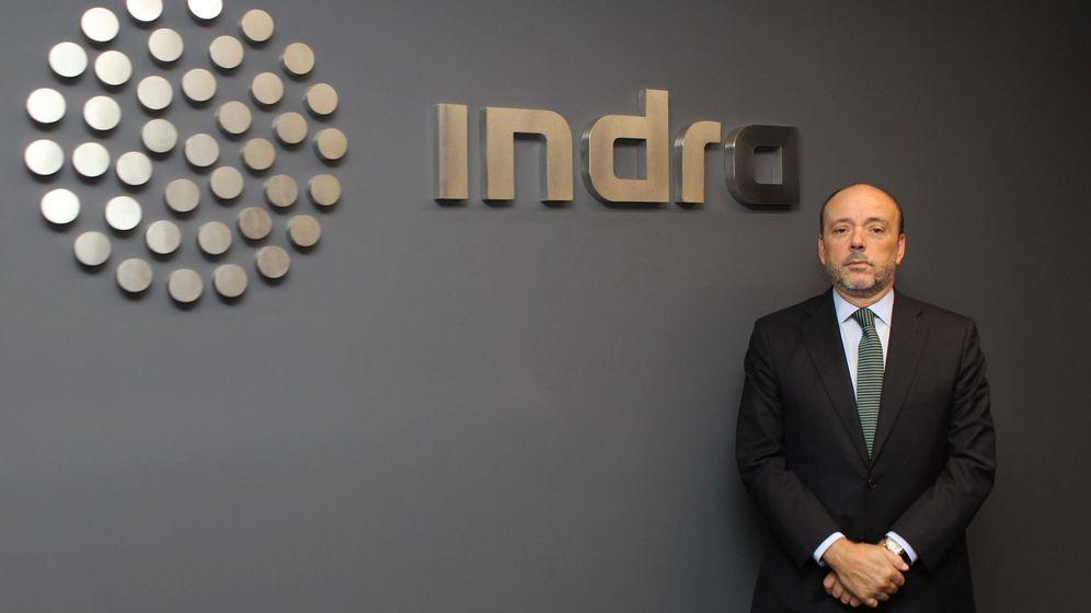 Foto: Javier Monzón, ex presidente de Indra (Efe)