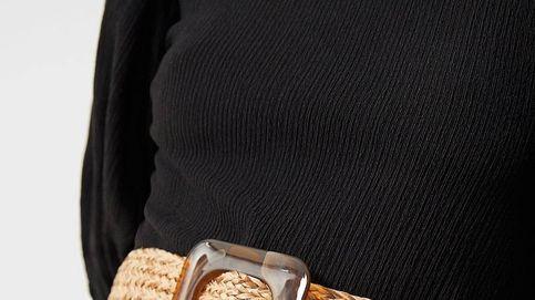Luce tipazo con este cinturón de rafia de Stradivarius de precio irresistible