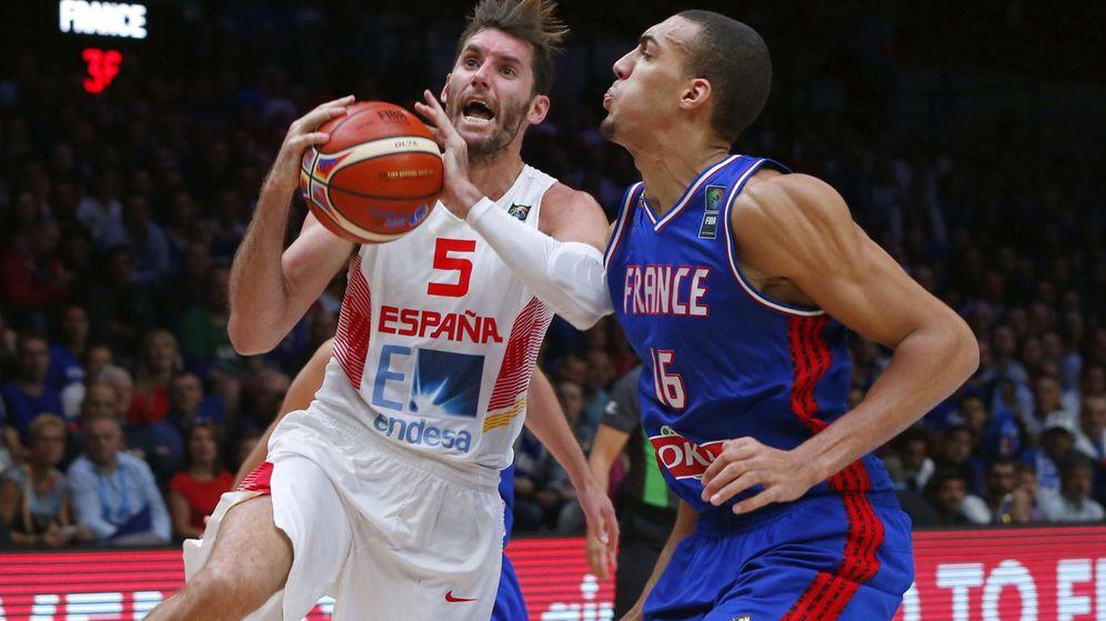 Foto: España está ahora mismo fuera del EuroBasket 2017 (Juan Carlos Hidalgo/EFE)