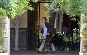 Alfonso Díez 'cierra' Dueñas desmantelando el gallinero