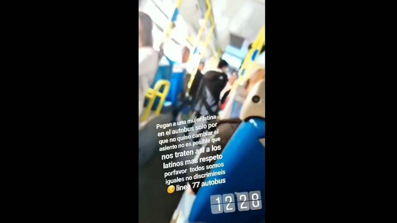 Vete a tu puto país: Madrid investigará la agresión racista en un autobús urbano
