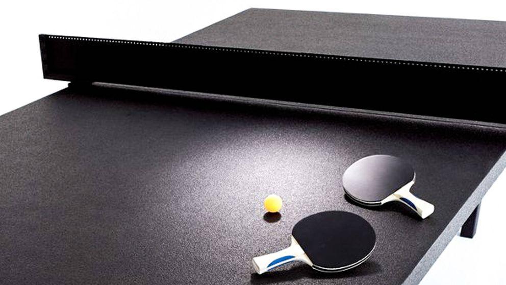El ping pong minimalista