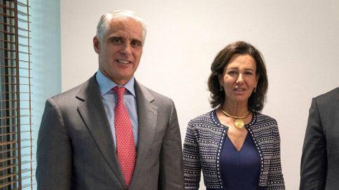 El juez rechaza la querella de Orcel contra el Santander por estafa procesal