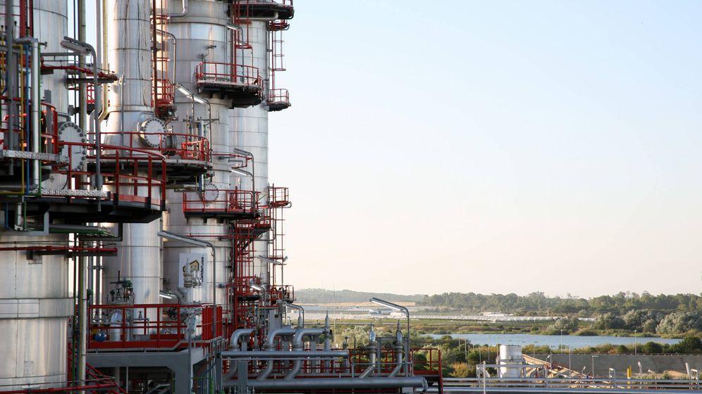 Foto: Refinería de Cepsa en Huelva. (Cepsa)