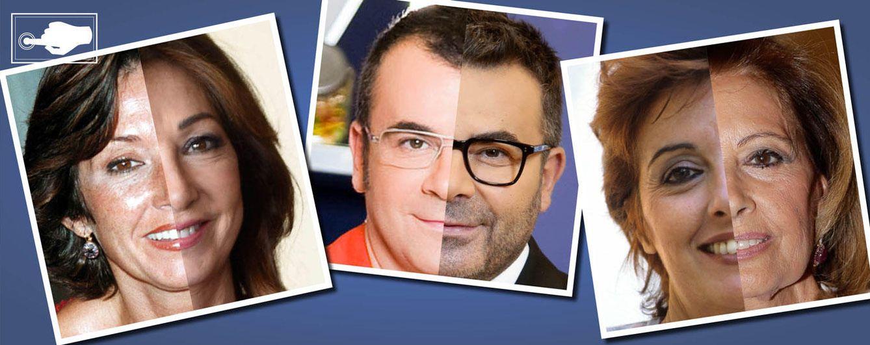 Foto: Cambio de los presentadores