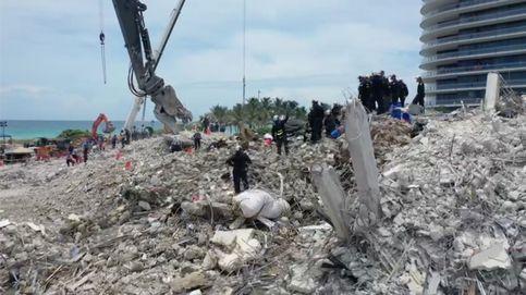 Hallan otras 4 víctimas mortales tras derribar el edificio de Miami y suben a 28 los muertos
