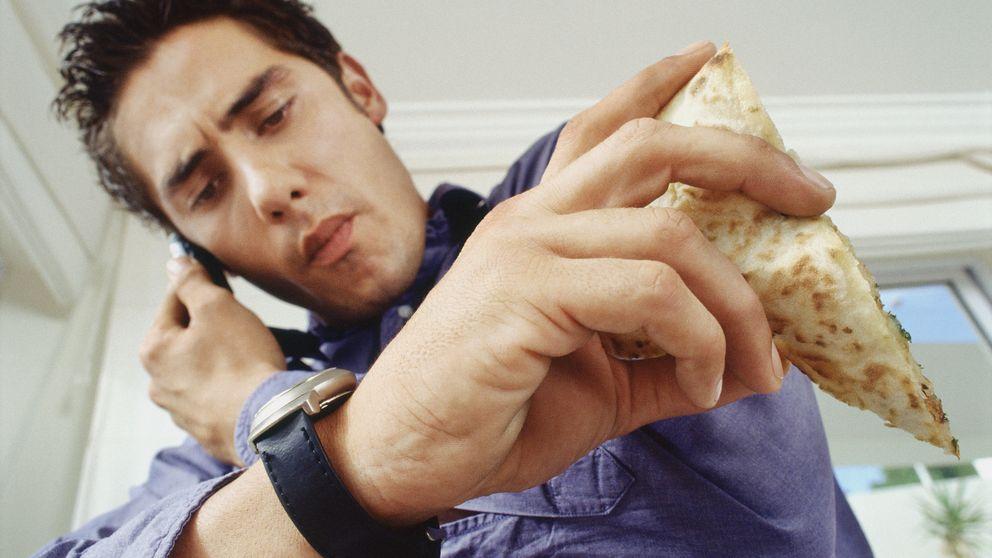 Seis cosas que no deberías comer cuando te sientes estresado