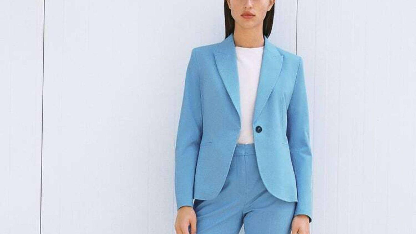 Foto: La blazer de Zara para un toque elegante en tus looks. (Cortesía)