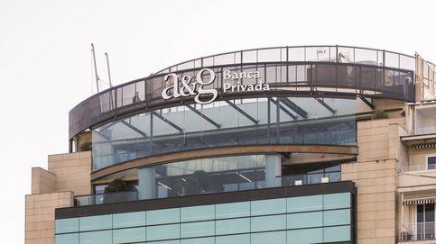 Los banqueros de A&G compran al banco EFG su participación del 40,5%