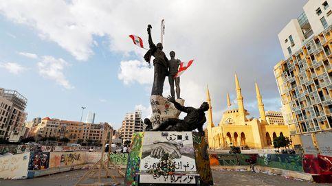 Un policía muerto y más de 700 heridos tras nuevas protestas en Beirut