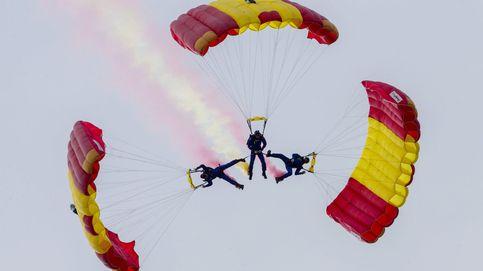 Aniversario del primer lanzamiento paracaidista en España