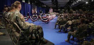 Post de Trump abre la puerta a un acuerdo político con los talibanes en Afganistán