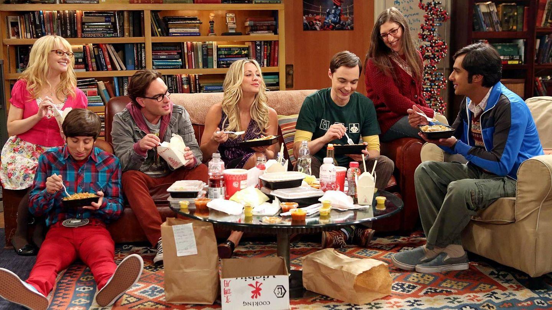 Secuencia de 'The Big Bang Theory'. (CBS)