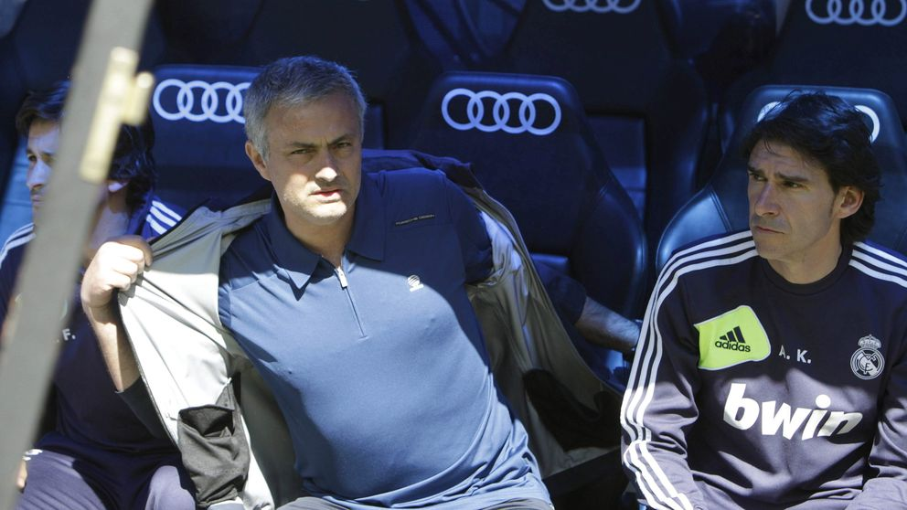 Karanka no se moja sobre el futuro de Mourinho, la hermana de Moratti, sí