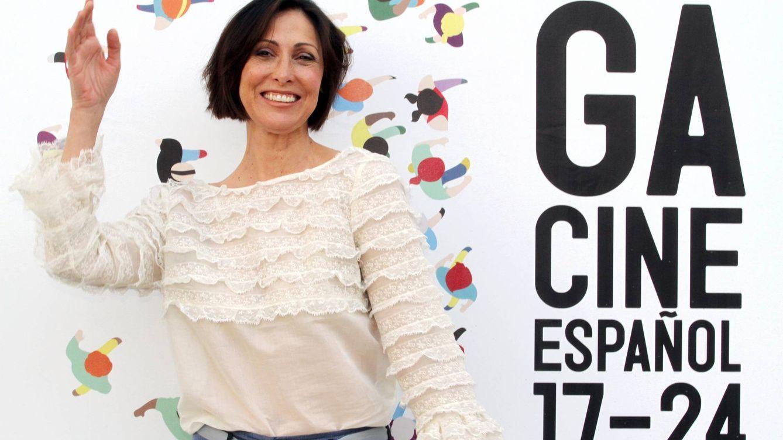 María Barranco: chica Almodóvar, excompi de piso de Cristina Almeida y 'soltera pa toa la vida'