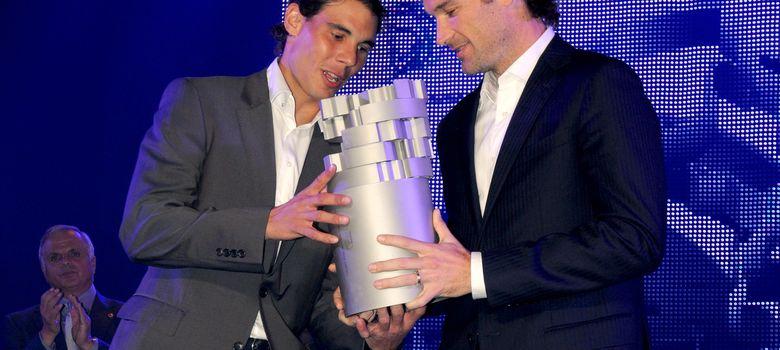 Foto: Rafa Nadal y Carlos Moyá, en una imagen de archivo (EFE)