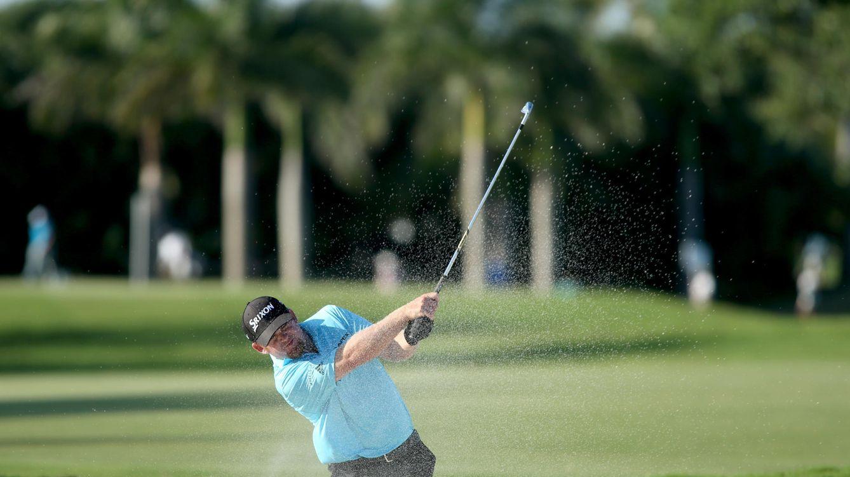Foto: J. B. Holmes, en el torneo de Doral (Reuters).