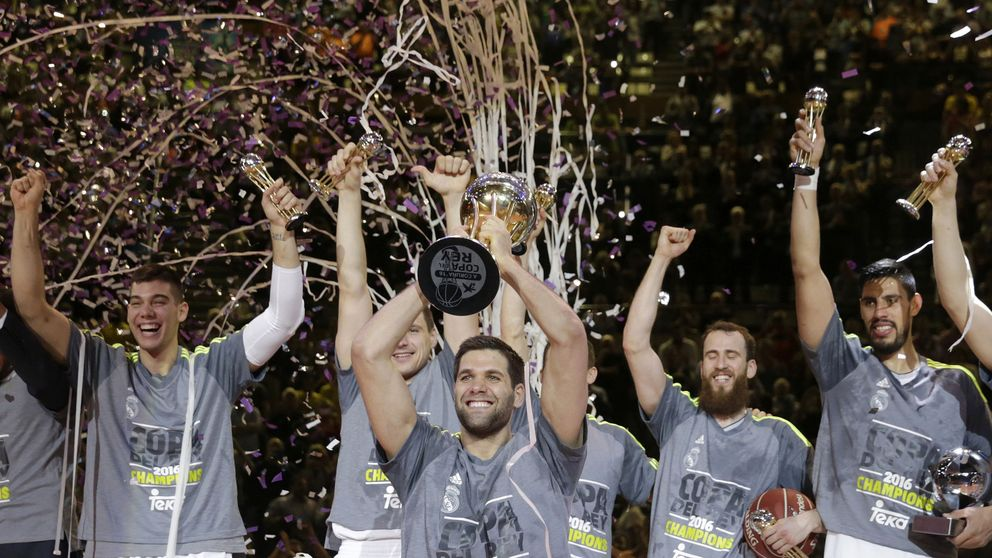 El título de Copa del Rey apuntala al Real Madrid en su año más complicado