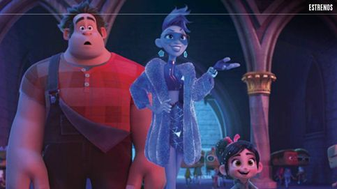 'Ralph rompe internet': todas las princesas Disney... ¡reunidas por primera vez!