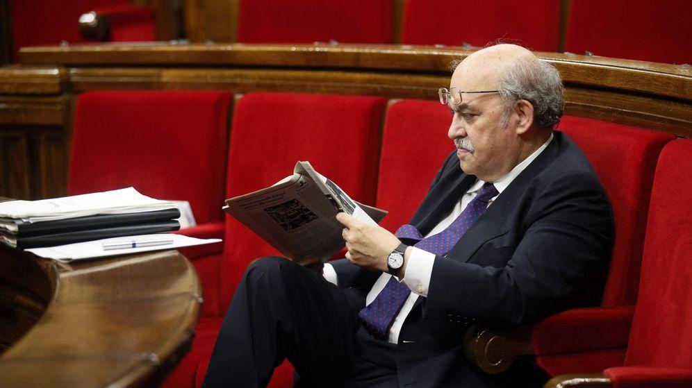 Foto: El 'exconseller' de Economía Andreu Mas-Colell. (Reuters)