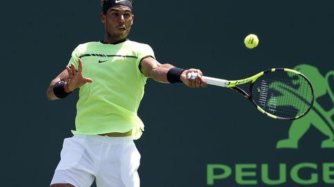 La final del Masters de Miami, en directo: Roger Federer-Rafa Nadal