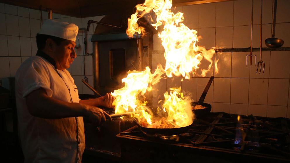 De 17.000 euros al mes a 4€ por menú en negro: así viven los cocineros a domicilio
