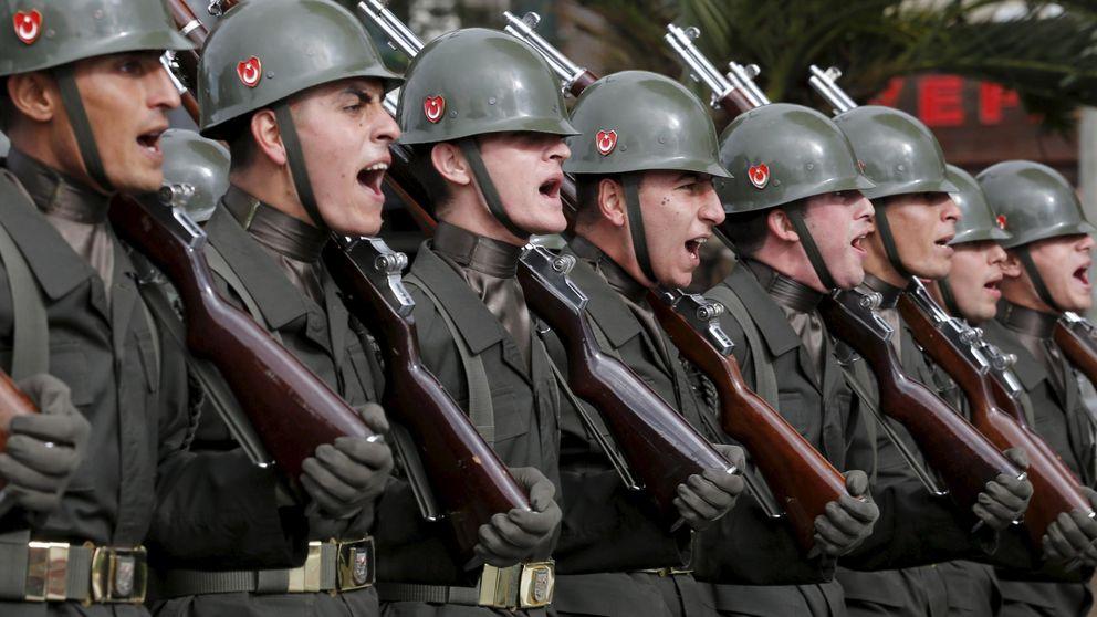 Erdogan reestructura a su medida las fuerzas armadas golpistas de Turquía