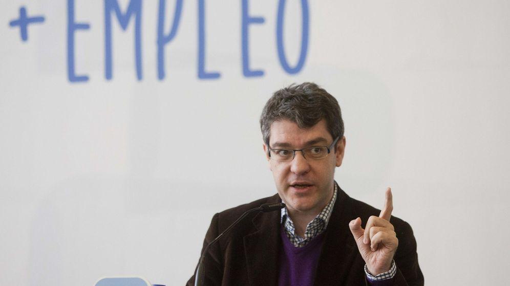 Foto: El jefe de la Oficina presupuestaria de La Moncloa, Álvaro Nadal. (EFE)