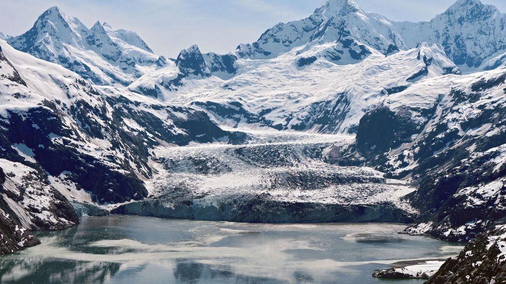Foto: Un glaciar en Alaska (EFE)