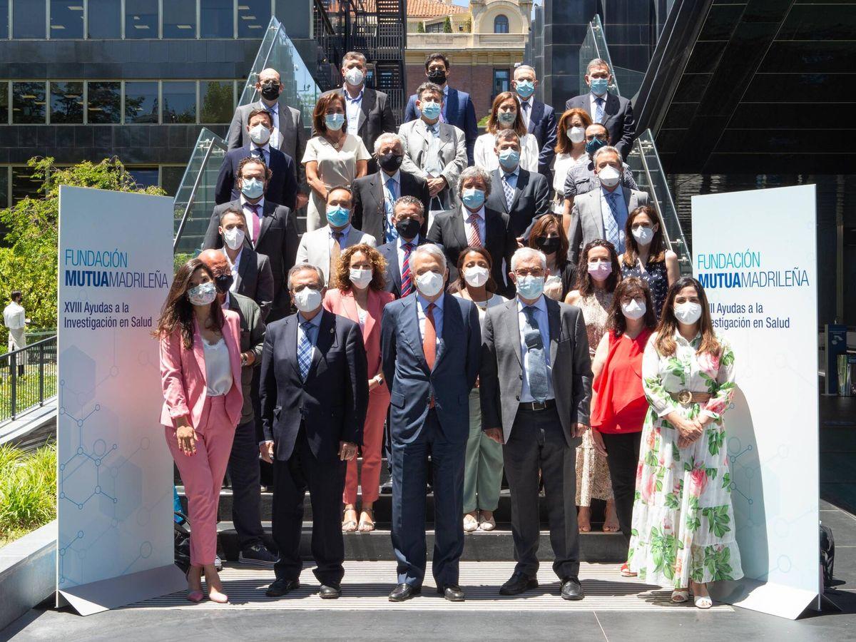 Foto: Fundación Mutua Madrileña destina 2 M para 27 nuevos proyectos de investigación en salud