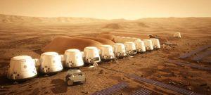 """Foto: """"En 2023 Marte tendrá una colonia humana permanente (y un 'reality show')"""