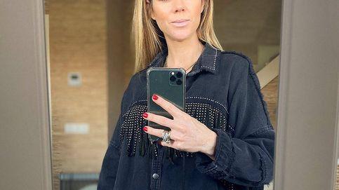 Amelia Bono en Instagram con su look más sexy... en leggings de cuero