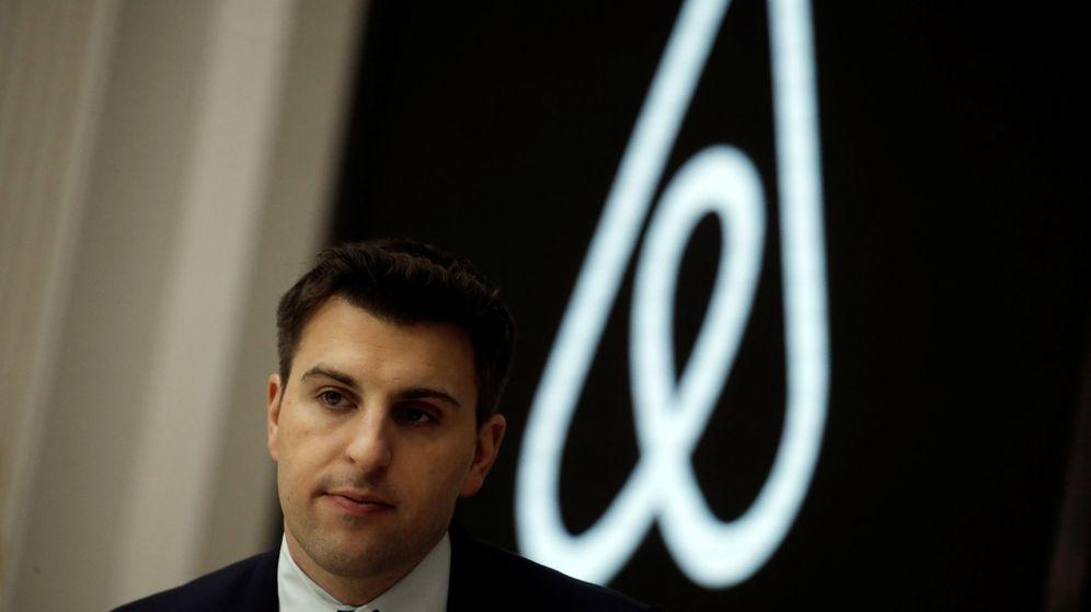 Foto: Brian Chesky, CEO y fundador de Airbnb. (Reuters)