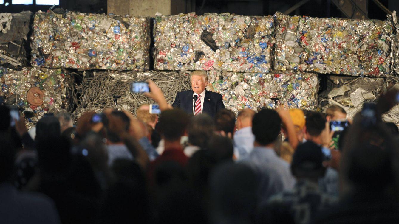 Estados Unidos se queda sin reciclaje... y la salud y el medio ambiente lo notan