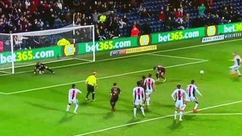¿Es este el peor penalti de la historia?